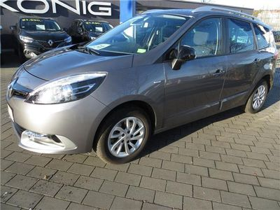 gebraucht Renault Grand Scénic 1.5 dCi Limited Deluxe Klimaautomat