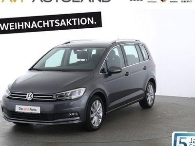 gebraucht VW Touran 1.8 TSI BMT DSG Highline | 7SITZE | NAVI