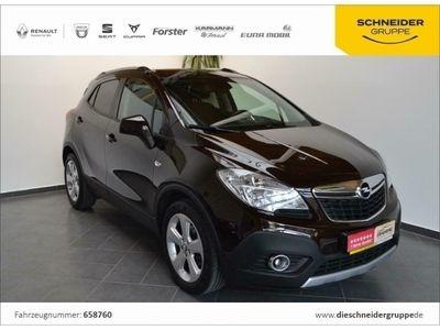 gebraucht Opel Mokka 1.4T ecoFlex 4x4 Navi, SHZ, Lenkradheizung
