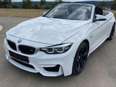 gebraucht BMW M4 Cabriolet DKG*LCI Facelift*Top*U.frei*H.Kardon*LED*