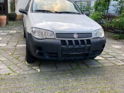 gebraucht Fiat Strada 1.3 JTD Kurze Kabine