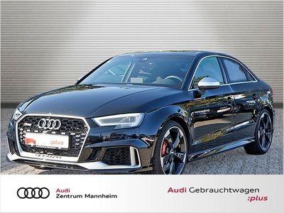 gebraucht Audi RS3 Limousine S-Tronic LED Navi PanoDach Leder GRA LM SD PDC