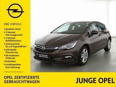 käytetty Opel Astra 1.4 Turbo ON+Navi+Kamera+AGR+Allwetterreif