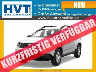 gebraucht Dacia Duster TCe 100 4x2 LPG Ice Comfort Klima !!KURZFRISTIG!!