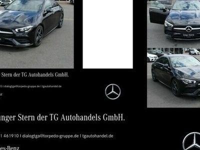 gebraucht Mercedes CLA200 AMG Line Coupé KEYLESS-GO+NAVI.P+KAMERA