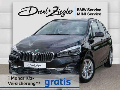 gebraucht BMW 218 Active Tourer 218 Active Tourer i Luxury DKG Navi Leder HiFi CD
