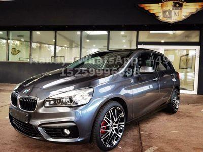 gebraucht BMW 220 d Active Tourer/Sport Line/Panodach/Navi/AHK
