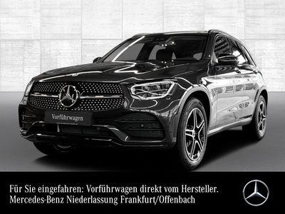 gebraucht Mercedes GLC220 d 4M AMG Line LED Night Kamera 9G Sitzh
