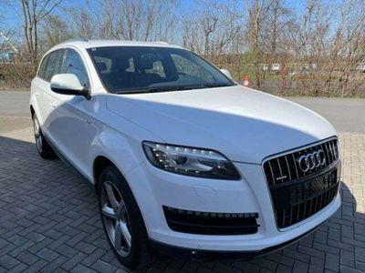 gebraucht Audi Q7 3.0 TDI clean diesel quattro S-Line