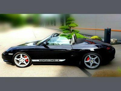 gebraucht Porsche Boxster S als Cabrio/Roadster in Uhingen