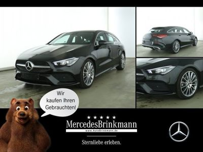 gebraucht Mercedes CLA180 Shooting Brake AMG LINE/LED/SHZ/AUTOM Parktronic