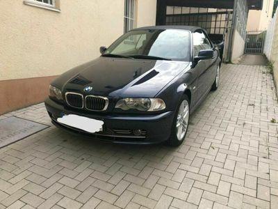 gebraucht BMW 330 Cabriolet Ci 1.Hand 91000km