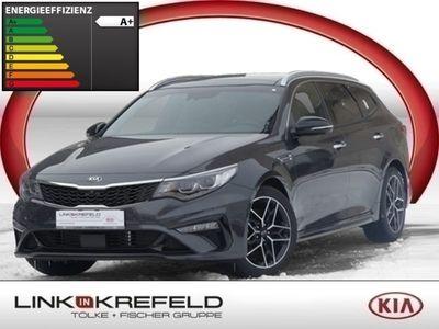 gebraucht Kia Optima 1.6 CRDi GT-Line Technologie-& Luxus-Sitz-Paket GD