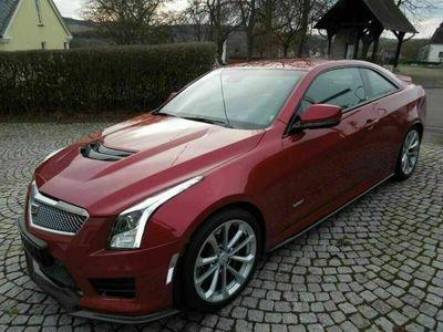 gebraucht Cadillac ATS -V Coupe 3.6TT V6 RWD AT8 Premium+Sport+DATA