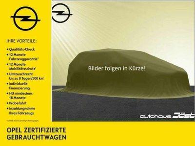 gebraucht Opel Crossland X 1.2 Edition AHK - PDC v+h