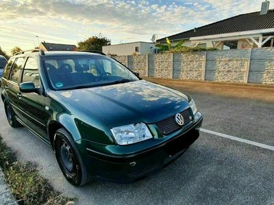gebraucht VW Bora Edition 2001 1.9 TDI tüv bis 5/22 AHK Euro4