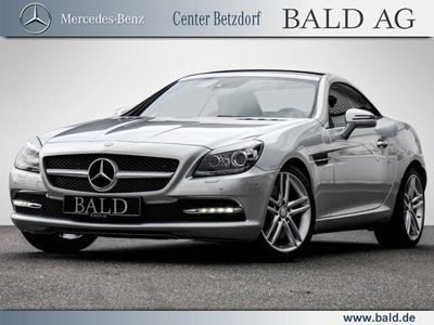 gebraucht Mercedes SLK300 Sport-P/Comand/ILS/Key/AIRSCARF/AIRGUIDE