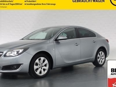 gebraucht Opel Insignia Lim. Innovation AT, Navi, Bi-Xenon-Scheinwerfer, Parkpilot