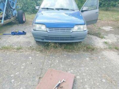 gebraucht Opel Kadett E Limousine