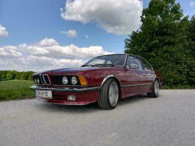 gebraucht BMW 633 E24 csi Tausch gegen E39 E38 möglich