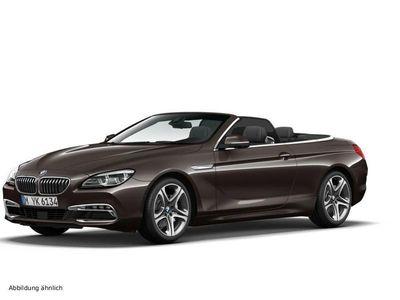 gebraucht BMW 640 Cabriolet 6er d xDrive