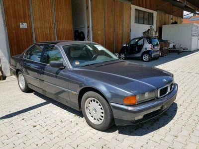 gebraucht BMW 725