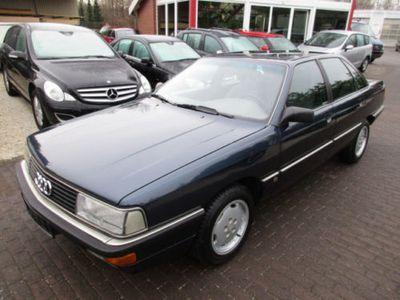 """gebraucht Audi 200 Turbo Automatik 17"""" Bolero H-Kennzeichen"""