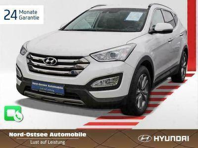 gebraucht Hyundai Santa Fe 2.2 CRDi Premium 4WD Navi Xenon Kamera