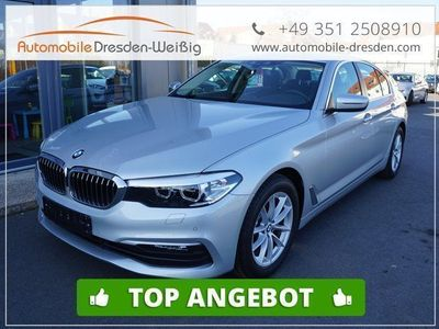 second-hand BMW 520 iA 8 Gang*Navi*voll LED*Sitzheizung*EU6 d Temp