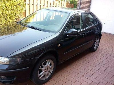 gebraucht Seat Leon 1.6 16V Stella als Limousine in Upgant-Schott