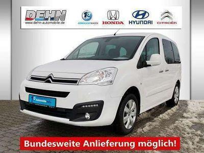 gebraucht Citroën Berlingo Multispace PT 110 Selection SHZ Klimaau