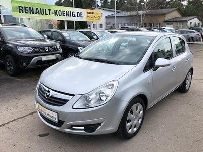 gebraucht Opel Corsa Edition - Klima - Winterräder
