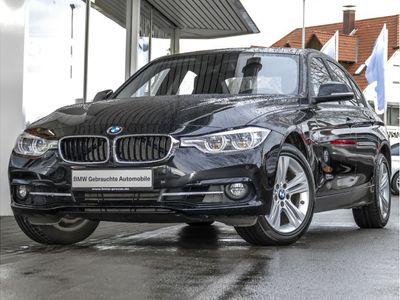 gebraucht BMW 320 3er i xDrive Sport Line