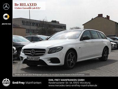 gebraucht Mercedes E300 T 9G AMG*Comand*NightP*Widescreen*Pano*