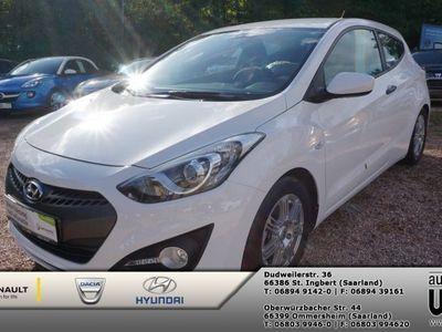 gebraucht Hyundai Coupé i30 1.4CLASSIC, KLIMA