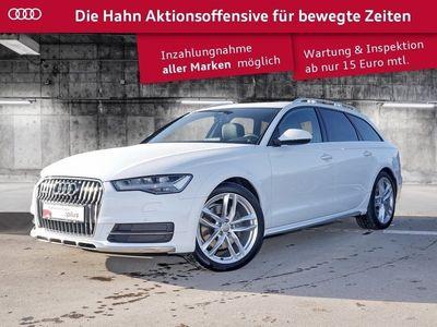 gebraucht Audi A6 Allroad 3.0TDI qu.S-trc EU6 LED Navi CAM B&O