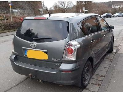 gebraucht Toyota Corolla Verso 2.2 D-CAT DPF Executive