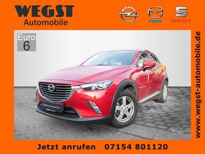 gebraucht Mazda CX-3 SKYACTIV-G 150 Sports-Line AWD LED EU6