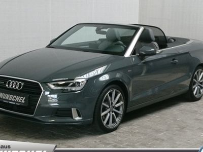 gebraucht Audi A3 Cabriolet Quatt. 2.0 TFSI S-tronic Sport 3x S Line