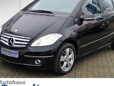 gebraucht Mercedes A180 CDI Avantgarde DPF Autotronic