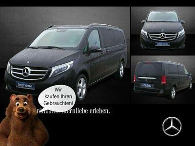 gebraucht Mercedes V250 d AVANTGARDE Extralang Basic/Navi/LED/SHZ