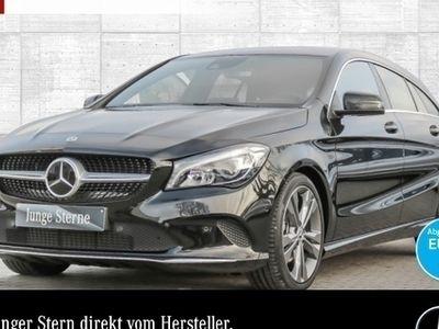 gebraucht Mercedes CLA180 Shooting Brake d Urban LED Keyl-GO Navi Laderaump PTS