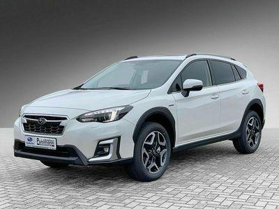 gebraucht Subaru XV 2.0ie e-BOXER Lineartronic Platinum MY2020 EYE-SIGHT+NAVI