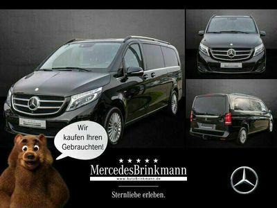 gebraucht Mercedes V250 d 4MATIC AVANTGARDE EDITION Extralang Navi Comand