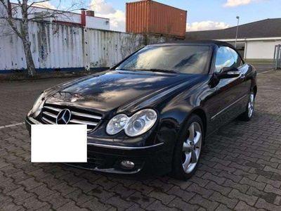 gebraucht Mercedes CLK350 Cabrio 7G-TRONIC Avantgarde