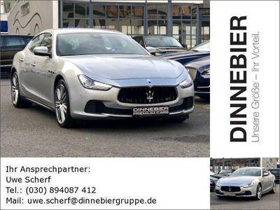 gebraucht Maserati Ghibli Diesel MY17 | Berlin