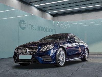 gebraucht Mercedes E220 E220 d Coupι AMG Line Distronic+ Widesc. Comand