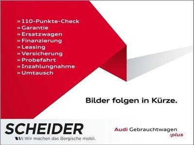 gebraucht Audi A4 Lim 2.0 TDI ultra Design Navi Xenon Klima