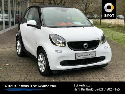 gebraucht Smart ForTwo Electric Drive forTwo Cool u. Audio+Memory