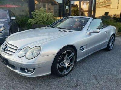 gebraucht Mercedes SL500 SL Roadster
